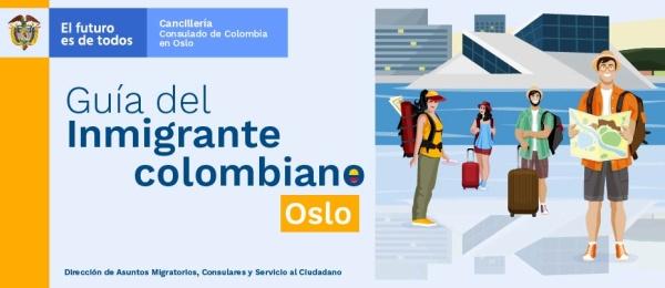 Guía del inmigrante colombiano en Oslo en 2019